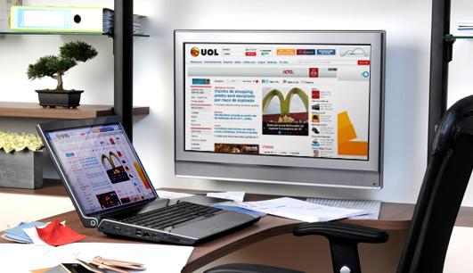 Como conectar o notebook à TV