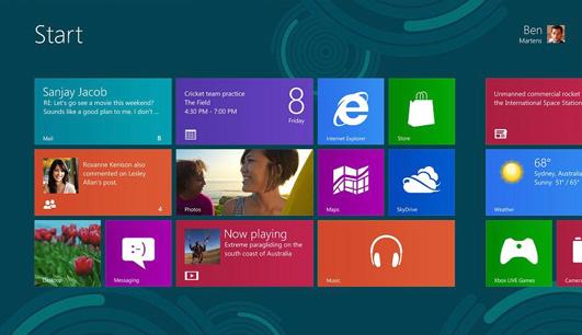 Windows 8: conheça as novidades do novo sistema operacional